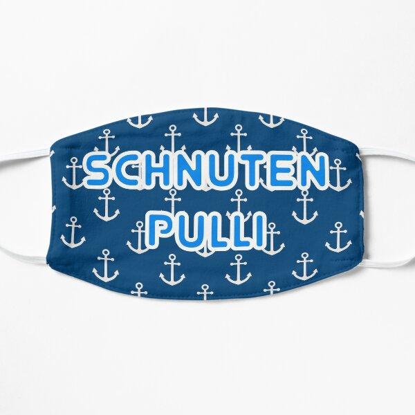 Schnutenpulli (Blau Snuten pulli) Flat Mask