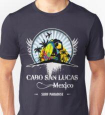 Cabo San Lucas Mexico Beach Slim Fit T-Shirt