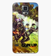 Gun Up Paintball Breakout Color Case/Skin for Samsung Galaxy