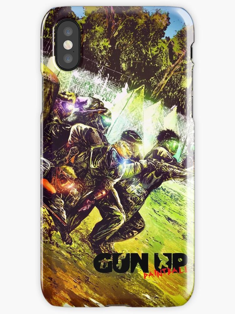 Gun Up Paintball Breakout Color by GunUpPaintball