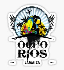 Ocho Rios Jamaica Sticker