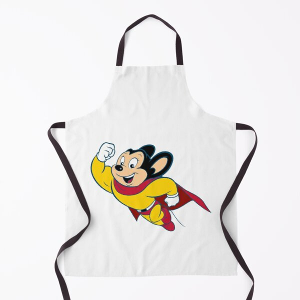 Mighty Mouse Apron