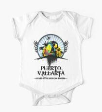 Puerto Vallarta Mexico One Piece - Short Sleeve