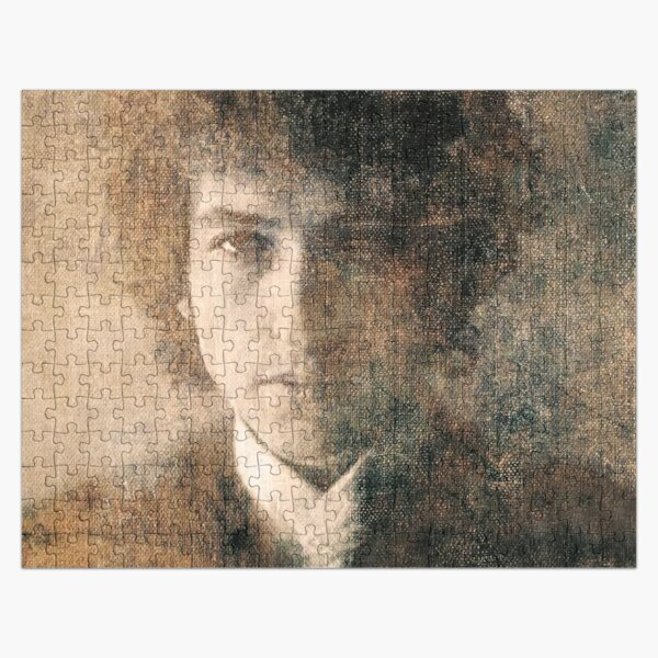 Dylan limited edition Jigsaw Puzzle