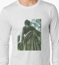 Stone Angel: Don't Blink Long Sleeve T-Shirt