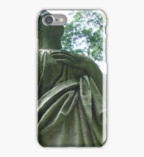 Stone Angel: Don't Blink iPhone Case/Skin