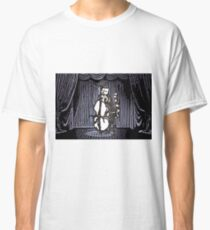 Cat Performs On His Double Bass Classic T-Shirt