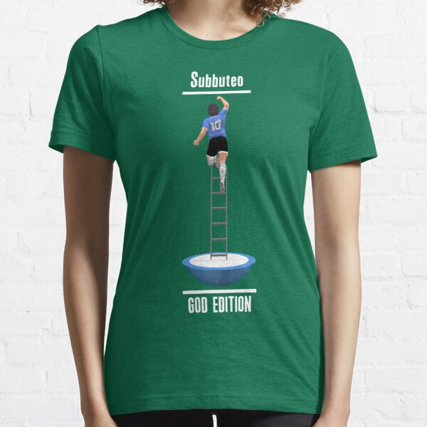 Subbuteo: Edición de la Mano de Dios Camiseta esencial