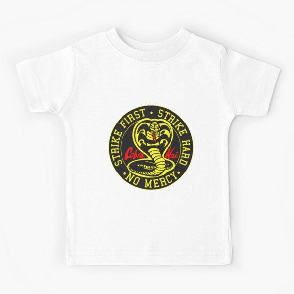 cobra kai Camiseta para niños