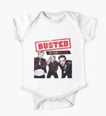 Busted Tour 2016 One Piece - Short Sleeve
