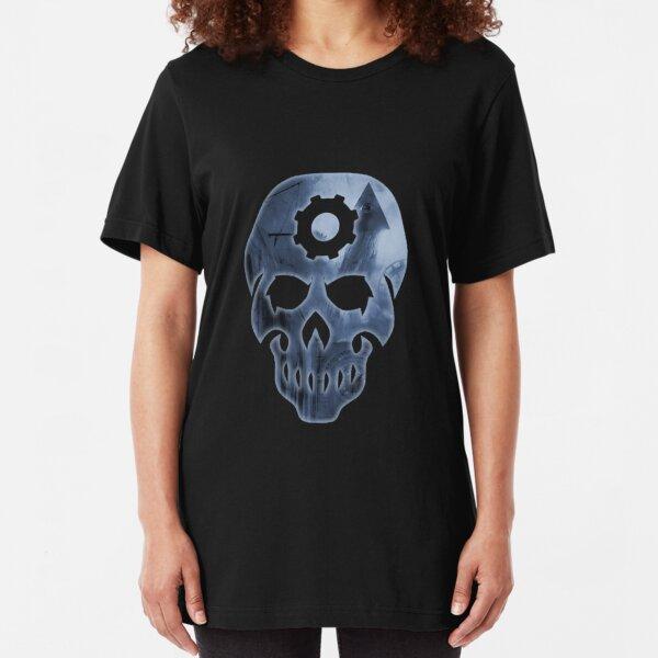 Skull: God-Machine Chronicle Slim Fit T-Shirt