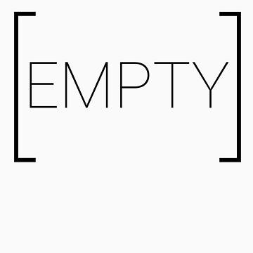 EMPTY by onthestreet
