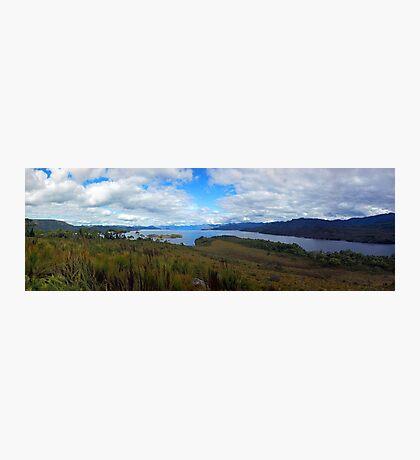 Lake Pedder - Tasmania Photographic Print