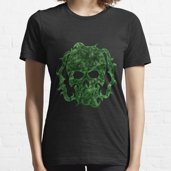 Skull: Changeling: The Lost Essential T-Shirt