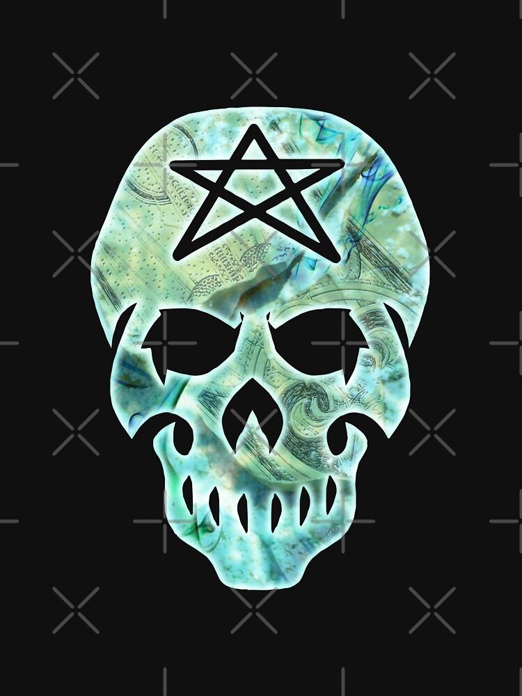 Skull: Mage: The Awakening | Women's T-Shirt