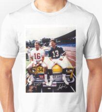 Dan Marino Joe Montana T-Shirt