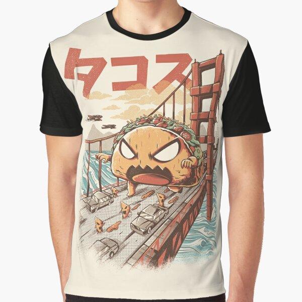 Takaiju Graphic T-Shirt
