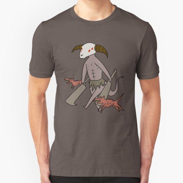 Capra Demon Slim Fit T-Shirt