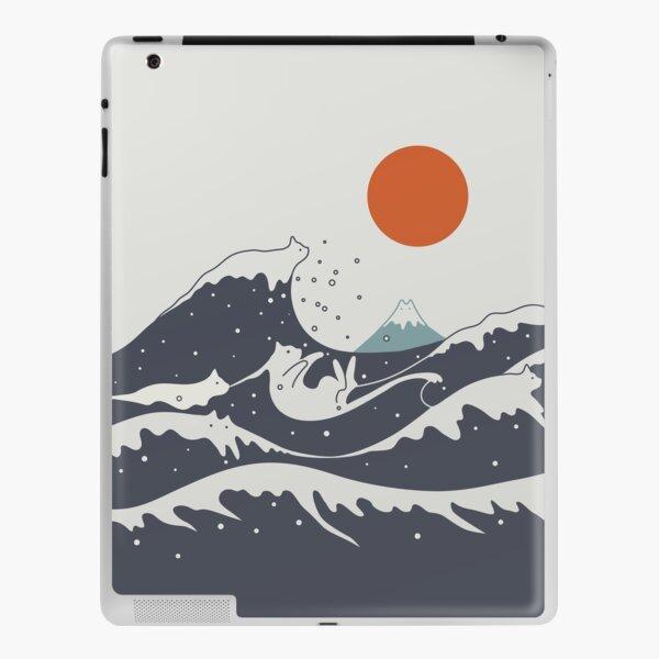 Cat Landscape 55A iPad Skin