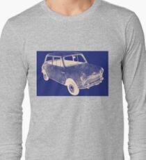 morris mini saloon Long Sleeve T-Shirt