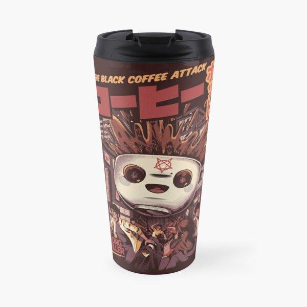 Black magic coffee Travel Mug