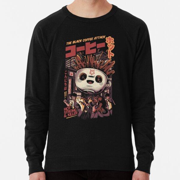 Black magic coffee Lightweight Sweatshirt