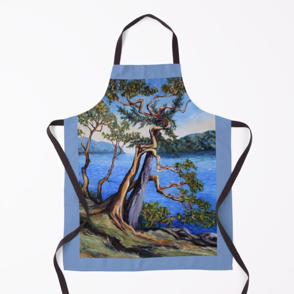 Southern Gulf Islands Afternoon Apron
