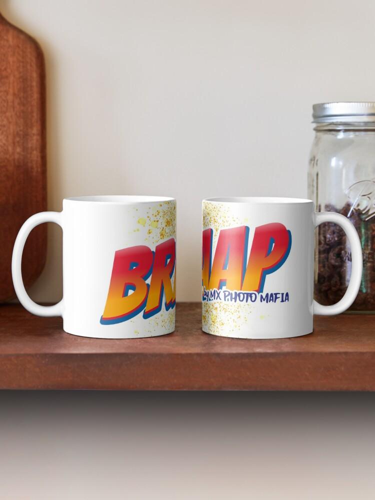 Mug ''Braaap collection by MX Photo Mafia': autre vue