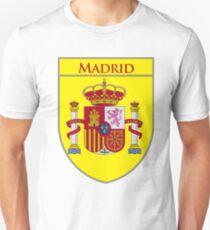 Madrid Shield of Spain II  Unisex T-Shirt