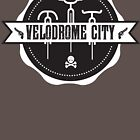 Velodrome City V3 Badge 03 by Hola Pistola