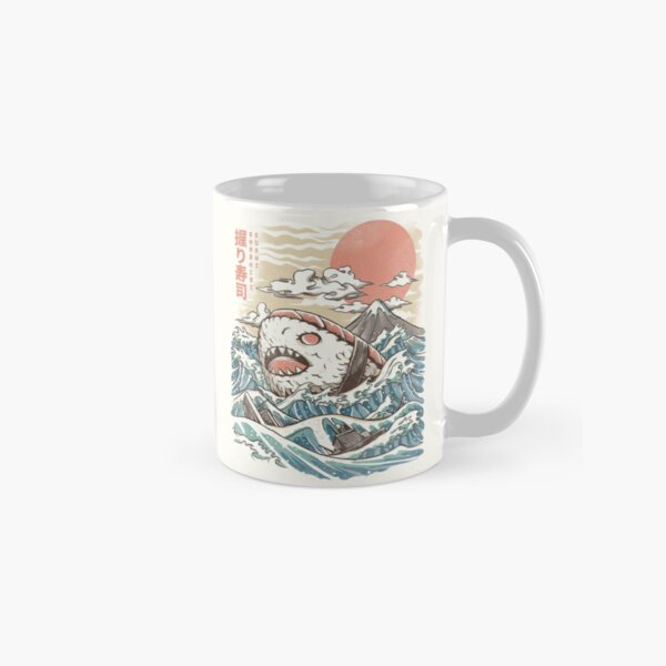 Sharkiri Sushi Classic Mug