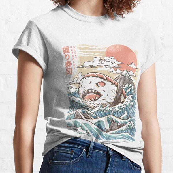 Sharkiri Sushi Classic T-Shirt