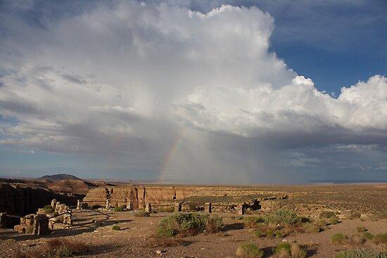 Desert Rainbow by Hayley Bohn
