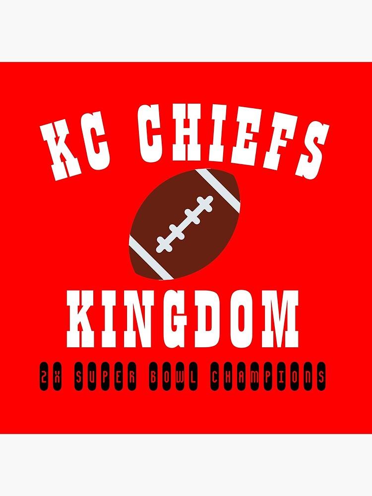 kc chiefs kingdom by BISHOP48