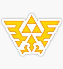 Hyrule Crest Sticker