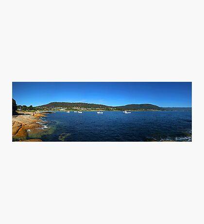 Bicheno - Waubs Bay, Tasmania Photographic Print