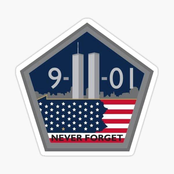 National September 11 Memorial & Museum Sticker