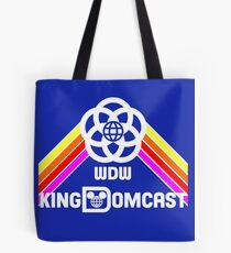 Kingdomcast Future World Logo Tote Bag