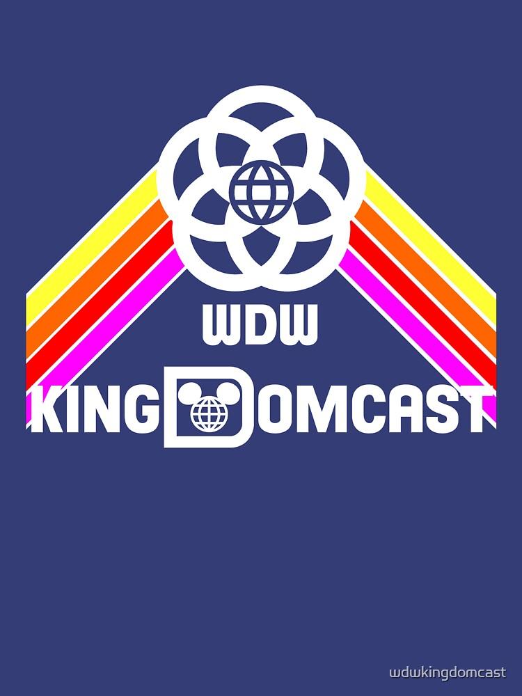 Kingdomcast Future World Logo | Unisex T-Shirt