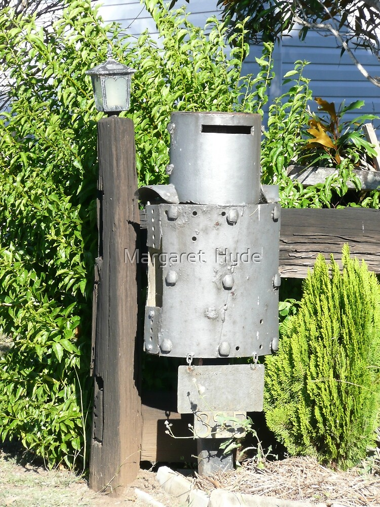 Ned Kelly by Margaret  Hyde