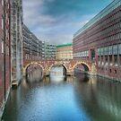 Hamburg by OLIVER W