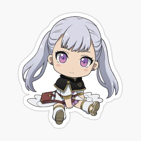 Black Clover Anime Stickers Redbubble Юлий новахроно / julius novachrono. redbubble