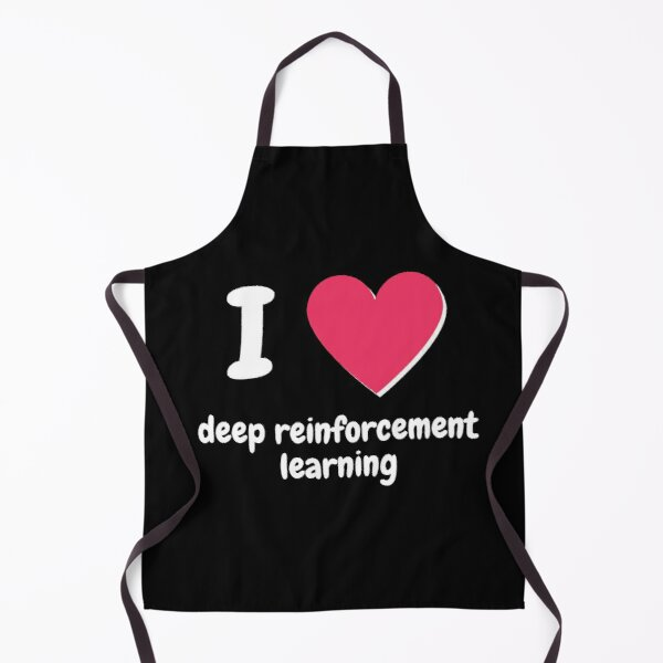 I heart deep reinforcement learning   Apron