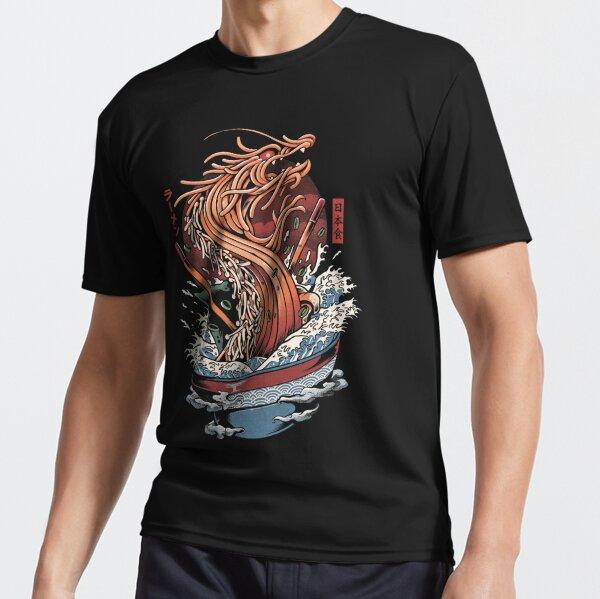 Ramen Dragon Active T-Shirt