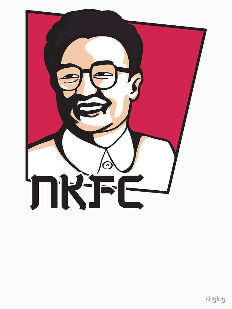 North Korean Fried Chicken by chylng