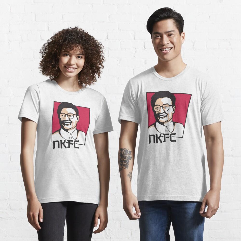 North Korean Fried Chicken Essential T-Shirt