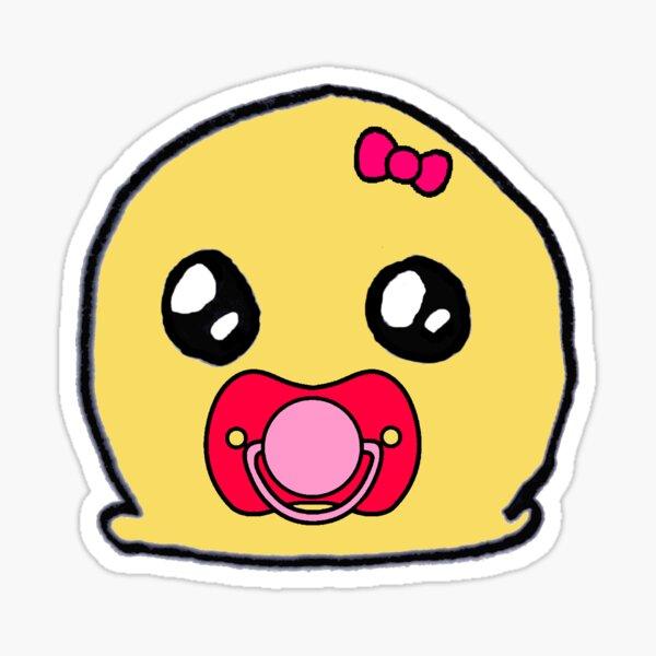 Baby Blob Sticker