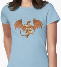 Dragonheart - Look to the Stars Women's Fitted T-Shirt