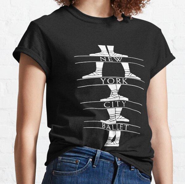 New Yorker Ballett Classic T-Shirt