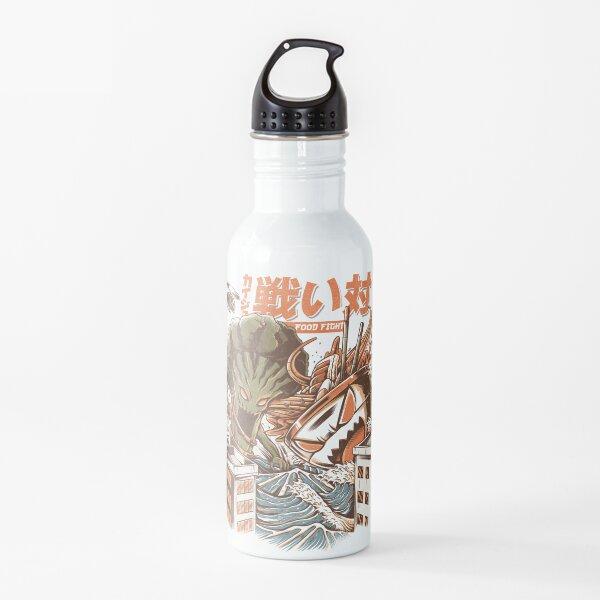 Brocco vs Ramen Kaijus Water Bottle